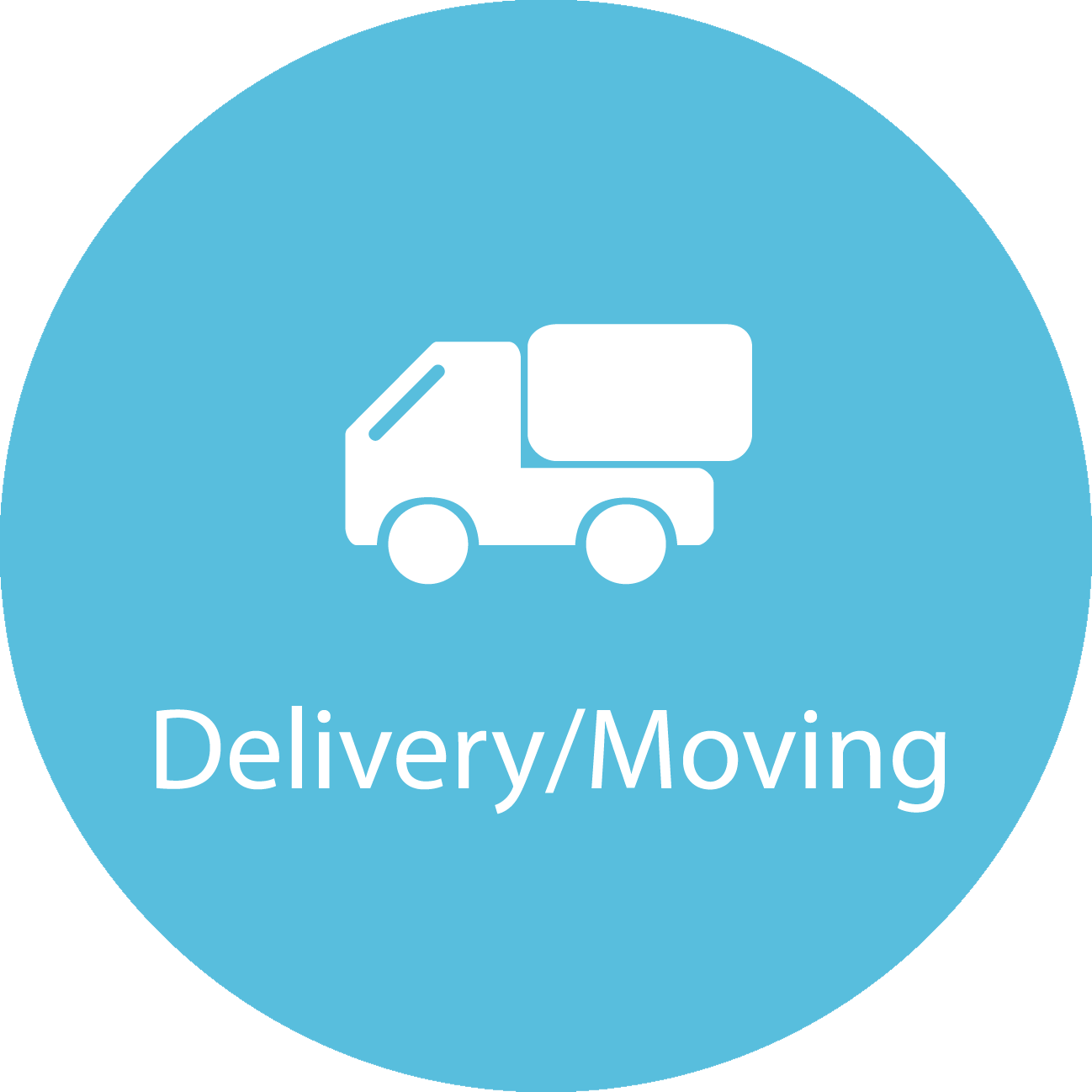 delivery moving
